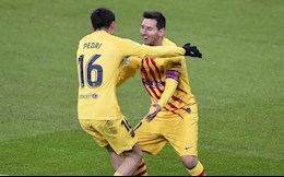 Nguoc dong thang Bilbao, HLV Koeman ca ngoi Messi va Pedri