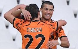 Federico Chiesa tỏa sáng trước AC Milan nhờ Ronaldo?