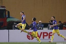 Thiet quan truoc Nam Dinh, Ha Noi FC dat muc tieu khiem ton