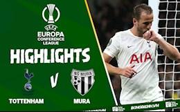 Video Tottenham vs Mura Europa Conference League 2021: Kane, Kane, Kane