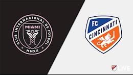 Nhận định, soi kèo Inter Miami vs Cincinnati 7h00 ngày 24/10 (Nhà Nghề Mỹ 2021)