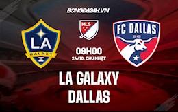 Nhận định, soi kèo LA Galaxy vs Dallas 09h00 ngày 24/10 (Nhà Nghề Mỹ 2021)
