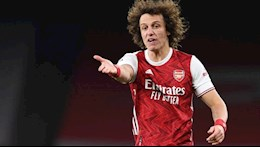 Arsenal chưa vội gia hạn hợp đồng với David Luiz