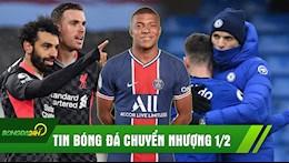 TIN BÓNG ĐÁ CHUYỂN NHƯỢNG 01/02: Real vung tiền mua Mbappe; Tuchel có trận thắng đầu tay