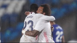 Benzema no sung, Real Madrid thang nhe hang xom Getafe