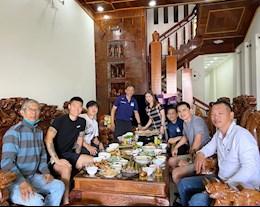 Kiatisuk tiết lộ món ăn yêu thích trong dịp Tết cố truyền tại Việt Nam
