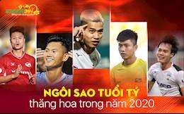 Những ngôi sao tuổi Tý thăng hoa trong năm 2020