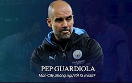 VIDEO: Pep Guardiola: Man City phòng ngự tốt là vì sao?