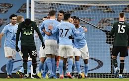 Điểm nhấn Man City 3-0 Tottenham: Pep đưa The Citizen tiến gần ngôi vương
