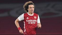 Gây thất vọng, David Luiz vẫn nhận được đặc ân từ Arsenal