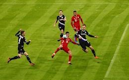 Hang thu nhu mo ngu, Bayern Munich suyt tu nan truoc ung vien xuong hang