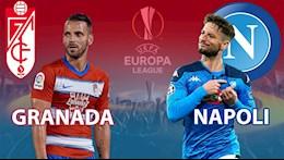 Nhan dinh bong da Granada vs Napoli 3h00 ngay 19/2 (Europa League 2020/21)