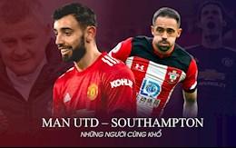Man Utd vs Southampton: Những người cùng khổ
