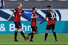 Video tong hop: Frankfurt 2-1 Bayern Munich (Vong 22 Bundesliga 2020/21)