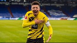 Cap doi Sancho vs Haaland thang hoa, Dortmund thang to o derby vung Ruhr