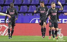 Link xem video Valladolid vs Real Madrid: Rut ngan khoang cach