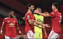 Điểm nhấn Man Utd 3-1 Newcastle: Bruno Fernandes tỏa sáng, Quỷ đỏ nuốt chửng Chích chòe