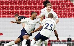 Những con số không thể bỏ qua sau trận Arsenal 0-1 Man City