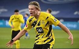 Mới 20 tuổi, Haaland đã tự nhận là thủ lĩnh của Dortmund