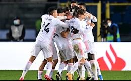 Real Madrid lay lai the dien cho ca La Liga tai Champions League