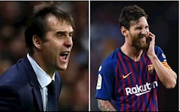 Lionel Messi dat phong do cao, HLV Sevilla run so