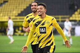 Sancho toa sang thay Haaland, Dortmund chay da hoan hao truoc dai chien voi Bayern