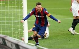 Nga mu truoc phong do cua Lionel Messi