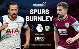 """Nhận định Tottenham vs Burnley (21h00 ngày 28/2): """"Gà trống"""" trở lại"""