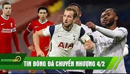 TIN BÓNG ĐÁ CHUYỂN NHƯỢNG 4/2: PSG vung tiền ký Kane; Liverpool thua Sốc trước Brighton