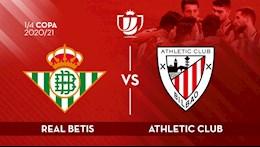 Nhan dinh bong da Betis vs Bilbao 3h00 ngay 5/2 (Cup Nha vua TBN 2020/21)