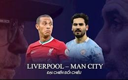Nhận định Liverpool vs Man City: Đại chiến đổi chiều