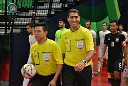 FIFA mời trọng tài Việt tham dự World Cup futsal 2021