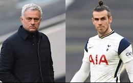 VIDEO: Jose Mourinho tho phao khi giup Gareth Bale khoi sac tro lai