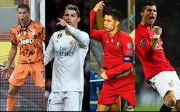 Ronaldo và vai trò huyền thoại của MU, Real Madrid, Juventus và ĐT Bồ Đào Nha