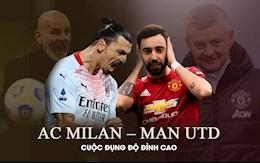 Nhận định AC Milan vs Man Utd: Cuộc đụng độ đỉnh cao