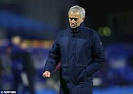 Dinamo Zagreb 3-0 Tottenham: Đoạn kết buồn cho Mourinho?