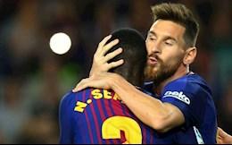 Dong doi cua Ronaldo tiet lo bat ngo ve Lionel Messi