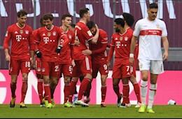 Choi thieu nguoi tu phut ... 12, Bayern van de bep Stuttgart