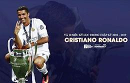 Ronaldo và 10 siêu kỷ lục được thiết lập trong thập kỷ 2010-2019