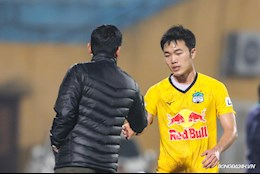 Ấm lòng trước lời động viên của Xuân Trường tới đàn anh sau trận thắng TP.HCM