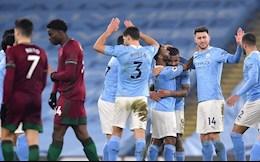 Những con số ấn tượng sau trận Man City 4-1 Wolves