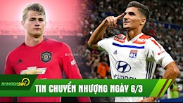 TIN CHUYỂN NHƯỢNG 6/3: MU vung tiền mua De Ligt; Liverpool tranh giành chữ ký Aouar