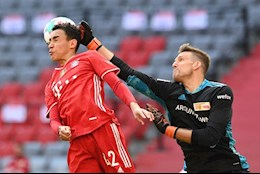 Tam tri de o Paris, Bayern chap nhan mat diem truoc Union Berlin
