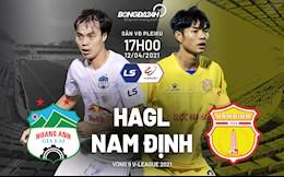 HAGL ket thuc chuoi tran sach luoi sau sieu pham tam the gioi cua cau thu Nam Dinh