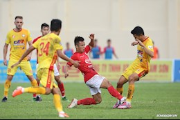 Video tong hop: Thanh Hoa 1-1 TPHCM (Vong 9 V-League 2021)
