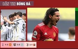 TIN BONG DA 12/4: Man United nguoc dong ngoan muc; Juve tiep tuc bam duoi Inter