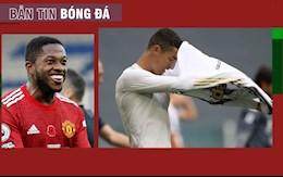 TIN BONG DA 13/4: Huyen thoai MU che Fred du ghi ban, Ro ly do Ronaldo nem ao dau