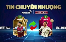 TIN CHUYEN NHUONG 13/4: Lingard duoc Real Madrid san duoi; Chelsea quyet gianh Buc tuong vang