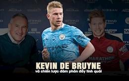 Kevin De Bruyne va chien luoc dam phan day tinh quai