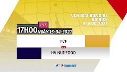 Đè bẹp U19 Nutifood, U19 PVF bảo vệ thành công chức VĐQG